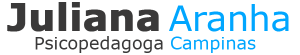 Psicopedagoga Juliana Aranha